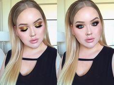 "289.7k Likes, 948 Comments - NikkieTutorials (@nikkietutorials) on Instagram: ""🏆📀🔑✨ wearing: ___ Glow: @ofracosmetics ""Everglow"" Highlighter Eyes: @juviasplace Saharan + Nubian I…"""