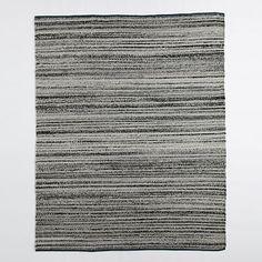 Steven Alan Tweed Wool Rug - Heather Gray #westelm $679