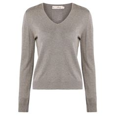 Elsa Jumper Coffee ($100) ❤ liked on Polyvore featuring tops, sweaters, pullover sweaters, jumpers sweaters, sweater pullover, brown pullover sweater and brown tops