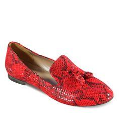 Marjin Sanderli Günlük Ayakkabı Kırmızı Yılan http://www.marjin.com.tr/pinfo.asp?pid=13810