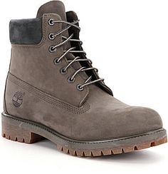 "Timberland 6"" Premium Men's Waterproof Boots"