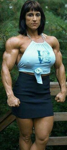 Pin von Bernd Frsrt auf Female Bodybuilding | Frauen