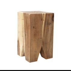 Products details - Furniture - Wooden tooth stool