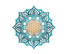 Wood Décor Wood Wall Art Moroccan Wall Art Boho Home Decor 2 Turquoise & Gold Gold Wall Decor, Bohemian Wall Decor, Wall Art Decor, Bohemian Style, Bohemian Lifestyle, Boho Room, Bohemian Living, Purple Wall Art, Purple Walls