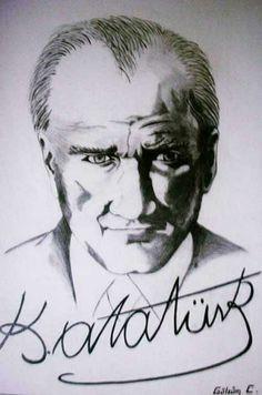 Karakalem-M-Kemal-Ataturk-7