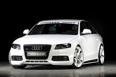 Awesome Poze Masini Tunate - Audi A4 by Rieger Tuning - 40438 picture #Audi #tuning
