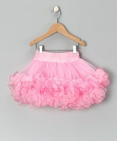 Take a look at this Pink & Fuchsia Pettiskirt by Princess Expressions on #zulily today!