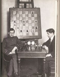 Alekhine vs Capablanca