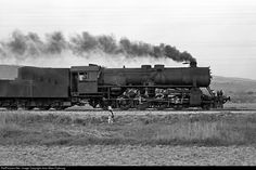 RailPictures.Net Photo: 56518 TCDD Steam 2-10-0 at Manisa, Turkey by Jean-Marc Frybourg
