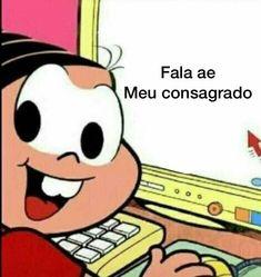 Ideas memes brasileiros deboche for 2019 Memes Funny Faces, Cartoon Memes, Funny Quotes, Memes Status, New Memes, Crush Humor, Crush Quotes, Crush Funny, Mean Humor