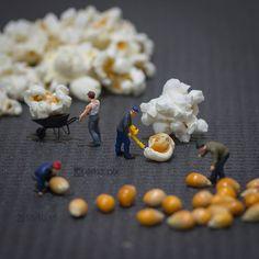 Corn Popping