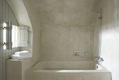 Rivestire il bagno con il Tadelakt | Rivestimenti dei bagni con il Tadelakt, l'intonaco tradizionale marocchino impermeabile e traspirante.