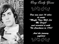 Dan Fogelberg - The Early Years With The Coachmen 1967