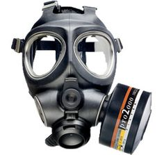 M40 Gas Mask With Accessories U S Army M40a1 Field