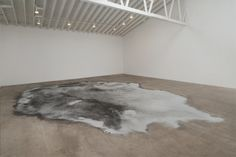 Artist: Roger Hiorns  Venue: Marc Foxx, Los Angeles  Exhibition Titles: To what degree are we alive.