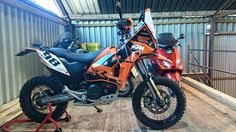 KTM 690 Enduro R Moto Enduro, Ktm 690 Enduro, Scrambler, Bike Trails, Biking, Ktm Adventure, Off Road Bikes, Rally Raid, Vintage Bikes