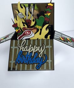 A personal favorite from my Etsy shop https://www.etsy.com/listing/472521961/3-d-explosion-birthday-pop-up-box-card