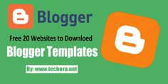 Free download blogger templates from best websites