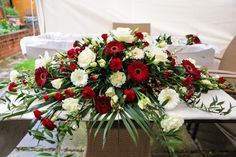 Wedding Top Table flowers : Piccylicious