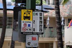 ペー吉のHawaiiな生活: The Busは便利ですよ