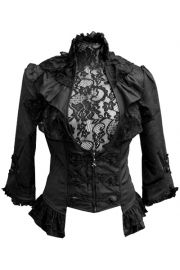 Gothic Jacket - Victorian Jacket