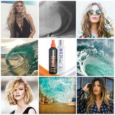 ¿Queréis que vuestro cabello luzca como después de todo un día de playa pero sin sentir las agresiones de la sal, el sol, el cloro o demás agentes naturales y medioambientales? Crea el look desenfadado y sensual de ondas surferas que tanto se lleva mientras das salud a tu pelo con este pack: SHIELD+ BEACHY SPRAY!! Consíguelo a un precio increíble y en sólo 24 horas! Hazte con él YA!