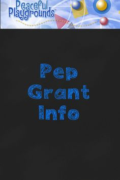 Information on the Carol White Physical Education for Progress (PEP) Grants