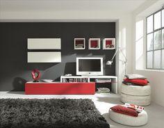 Amsterdam Modern Wall Unit By Creative Furniture
