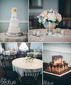 Hannah & Jonathan's Carnal Hall wedding