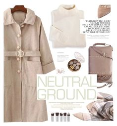 Neutrals by yexyka on Polyvore featuring polyvore fashion style Blair clothing