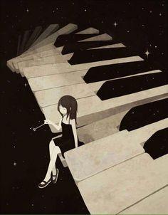 La musique c'est magique...