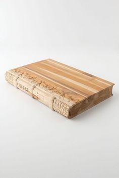 Novel Cheeseboard - anthropologie.com
