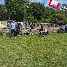 Die dritte Staffel des #MamaFit-Kurses ist im vollen Gang... Bei tollem #Sonnenschein ging es zum Samstag Morgen durch den #Luisenpark-Erfurt.  Wenn auch Du gerade #Mama oder #Papa geworden bist und nun Lust hast deine körperliche #Fitness zu steigern und mit #gezieltenÜbungen entsprechende #Muskulatur zu stärken, dann meldet euch schon heute für die vierte #Staffel an. Aktiv, Kind, Dolores Park, Fitness, Travel, The Great Outdoors, Erfurt, Sunshine, Acre
