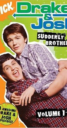 Where can i watch drake and josh online. Josh' stars drake bell and josh peck are reuniting on the feb. Drake, two step brothers who have opposite personalities. Nick Drake, Drake And Josh, Drake Bell, Jerry Trainor, Dan Schneider, Josh Peck, Cartoon Online, Nickelodeon Shows, Watch Cartoons