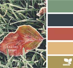 fallen frost palette