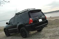 Image result for blacked out 4runner