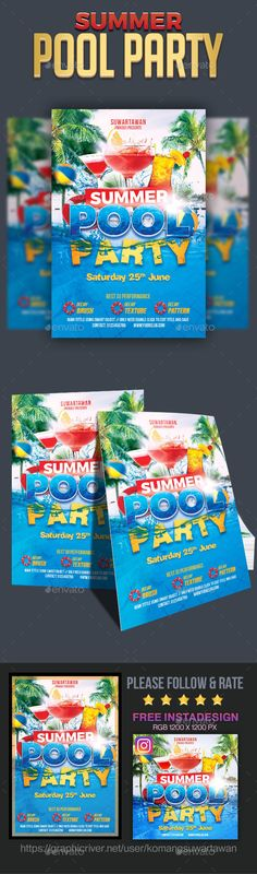 Spring Festival Flyer Template By Madhabi Studio On
