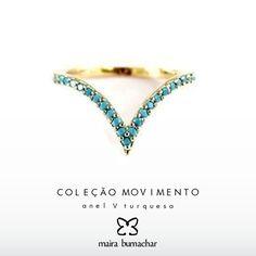 #DicadePresente:  Já comprei para minha mãe. Ela vai amar! #MairaBumachar #DiadasMaes  www.mairabumachar.com.br/anel-gaivota-turquesa ou #whatsapp (11)99744-0079  #Mae #Mother #FreteGratis #SemanadasMaes #AmorEterno #Comemore #EuteAmo #MovimentoMB #MB #Vix #SP #VilaMadalena