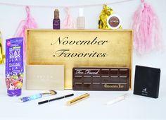 Sophisticated Fashionista | November Favorites | http://sophisticatedfashionista.com