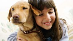 The Family Dog Can Help Kids With Autism