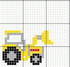 Cross Stitch Patterns Free Easy, Cross Stitch For Kids, Mini Cross Stitch, Cross Stitch Cards, Cross Stitch Designs, Cross Stitching, Cross Stitch Embroidery, Baby Boy Knitting Patterns, Knitting Charts