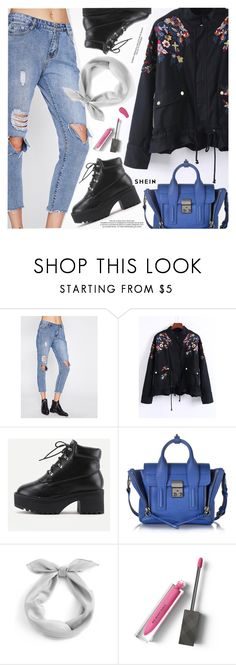 """""""Street Style"""" by pokadoll ❤ liked on Polyvore featuring 3.1 Phillip Lim and Burberry"""