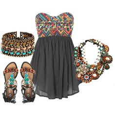 love the tribal theme<3