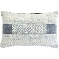 This pillow is pretty and smart.  The older I become, the more I appreciate the practicality of a good pillow.