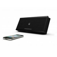 SoundFreaq Sound Kick Speakers provide great sound for your iPhone or iPad at $99