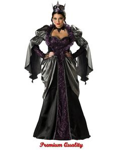 Wicked Queen Costume - Family Friendly Costumes