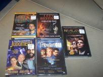 left behind DVDs, free ship