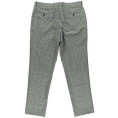 Bar III Mens Wool Blend Slim Fit Dress Pants B/W 32/30 Slim Fit Dress Pants, Mens Dress Pants, Slim Fit Dresses, Men Dress, Wool Blend, Pajama Pants, Pajamas, Sweatpants, Bar