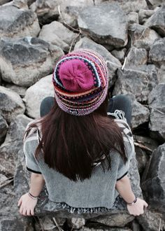 Stylish Fashion Beanies that fight Poverty - With every bB beanie that you purchase, you empower an artisan and help children in need in Bolivia. Children In Need, Brand Ambassador, Casual Looks, Winter Hats, Artisan, Crochet Hats, Female, Stylish, Pink