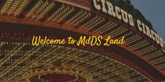 In this story, I'm taking my friend Amy on an imaginary journey that's very real to those of us who live with MdDS every day. We'll be visiting a big carnival circus tent and you'll experience seve…